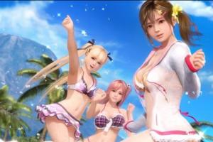 生死格斗:沙滩排球女神假期