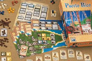 波多黎各桌游
