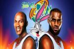 NBA球星詹姆斯主演电影《怪物奇兵2》,自曝乔丹原作感压力